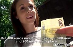 في سن المراهقة الملاعين لها خطوة الأم الألمانية الرشوة لها مع الثلاثون اليورو